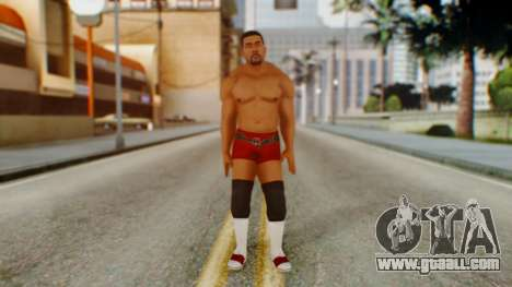 David Otunga for GTA San Andreas second screenshot