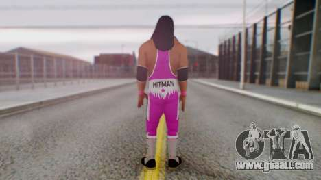 Bret Hart 1 for GTA San Andreas third screenshot