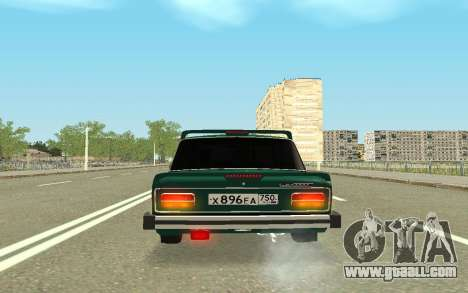 VAZ 2103 Sport tuning for GTA San Andreas side view