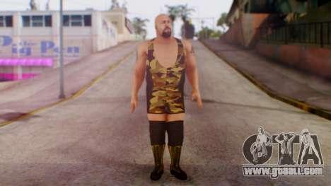 WWE Big Show for GTA San Andreas second screenshot