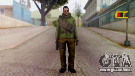 Counter Strike Online 2 Leet for GTA San Andreas second screenshot