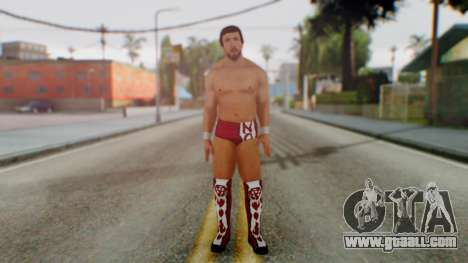 Daniel Brian for GTA San Andreas second screenshot