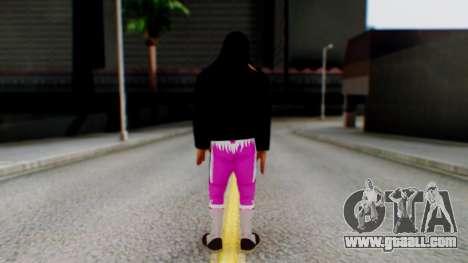 Bret Hart 2 for GTA San Andreas third screenshot
