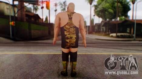 WWE Big Show for GTA San Andreas third screenshot