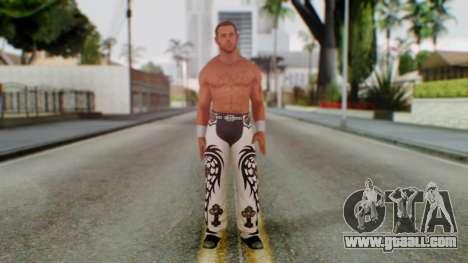 WWE HBK 3 for GTA San Andreas second screenshot