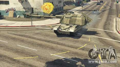 2S19 Msta-s for GTA 5