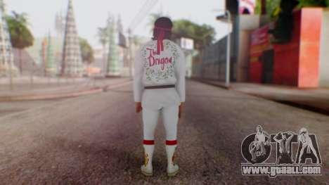 Ricky Steam 2 for GTA San Andreas third screenshot