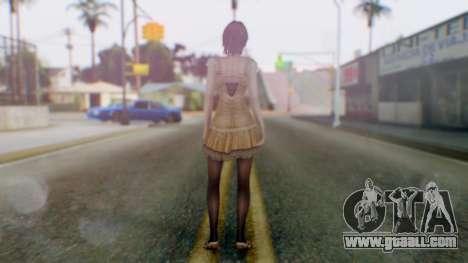 Fatal Frame 4 Ruka for GTA San Andreas third screenshot