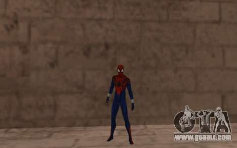 Sensational Spider-Man Ben Reilly by Robinosuke for GTA San Andreas third screenshot