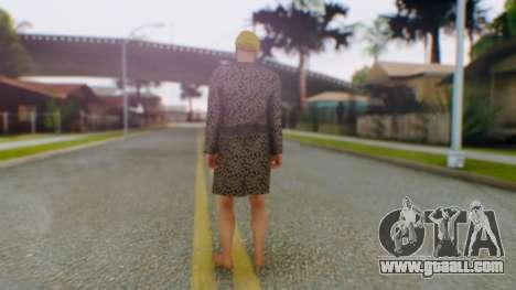GTA Online Executives and other Criminals Skin 3 for GTA San Andreas third screenshot