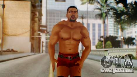 David Otunga for GTA San Andreas