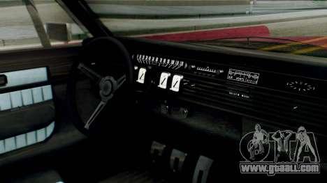 GTA 5 Vapid Chino Tunable PJ for GTA San Andreas right view