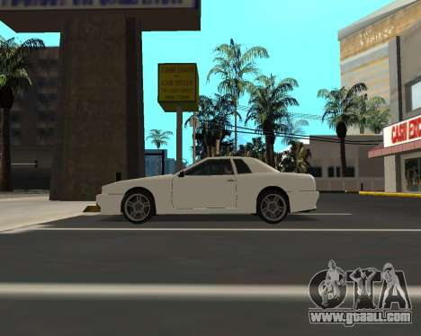 Elegy C35 for GTA San Andreas right view