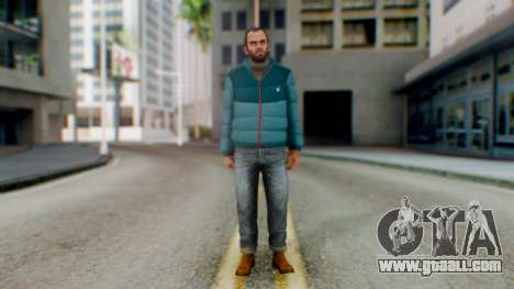 GTA 5 Trevor for GTA San Andreas second screenshot