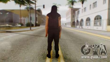 Roman Reigns for GTA San Andreas third screenshot