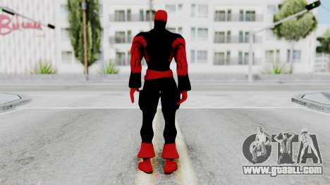 Spider-Man Shattered Dimensions - Deadpool for GTA San Andreas third screenshot