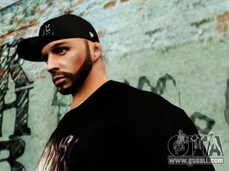 FOR-H Gangsta13 for GTA San Andreas second screenshot
