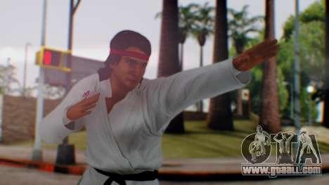 Ricky Steam 2 for GTA San Andreas