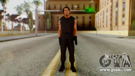 Dean Ambrose for GTA San Andreas second screenshot
