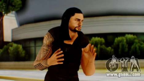 Roman Reigns for GTA San Andreas