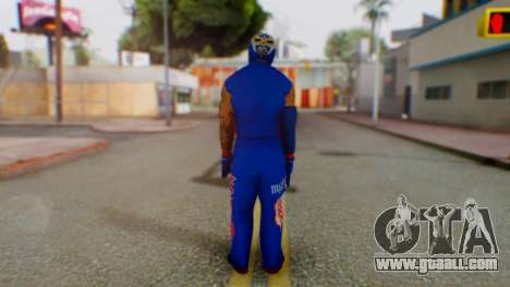 Rey Misterio for GTA San Andreas third screenshot