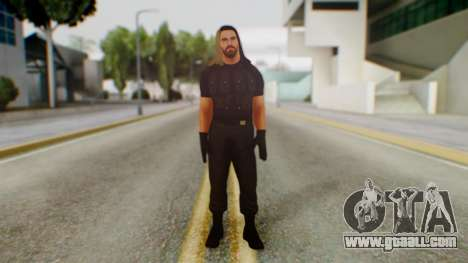 Seth Rollins for GTA San Andreas second screenshot