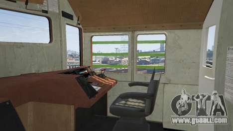 Monster Train for GTA 5