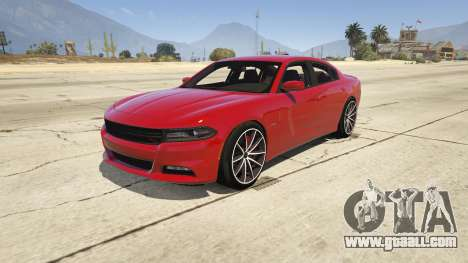 2015 Dodge Charger RT 1.4 for GTA 5