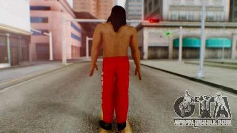 The Great Khali for GTA San Andreas third screenshot