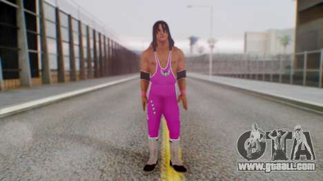 Bret Hart 1 for GTA San Andreas second screenshot