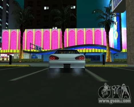 Elegy C35 for GTA San Andreas back view