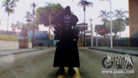 Reaper - Overwatch for GTA San Andreas third screenshot