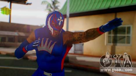 Rey Misterio for GTA San Andreas