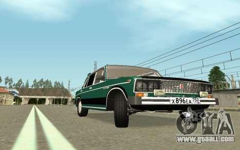 VAZ 2103 Sport tuning for GTA San Andreas