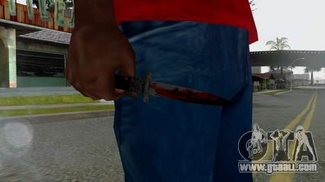 GTA 5 Switchblade for GTA San Andreas third screenshot