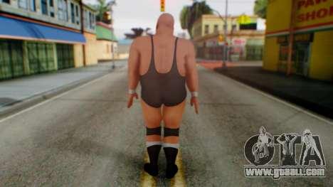 K Kong Bundy for GTA San Andreas third screenshot