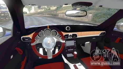 Porsche 997 GT2 RS for GTA 5