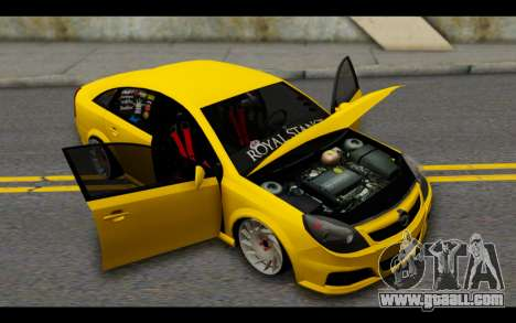 Opel Vectra Special for GTA San Andreas side view