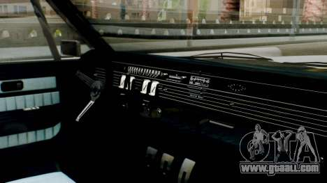 GTA 5 Vapid Chino Tunable IVF PJ for GTA San Andreas right view