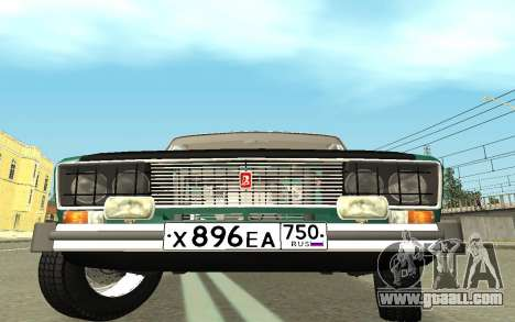 VAZ 2103 Sport tuning for GTA San Andreas right view