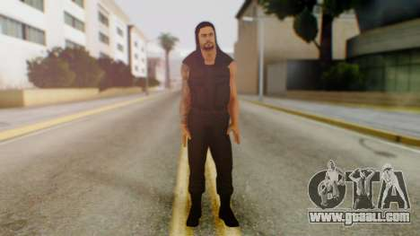 Roman Reigns for GTA San Andreas second screenshot