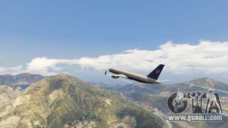 Boeing 757-200 for GTA 5