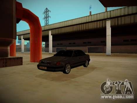 Audi 100 C4 Belarus Edition for GTA San Andreas