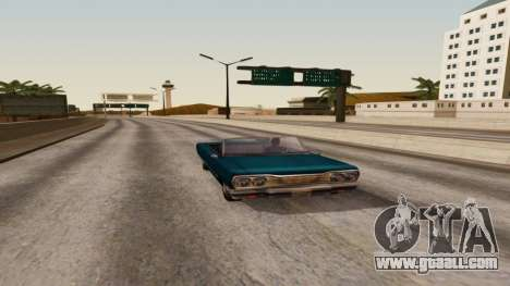 ENB by Robert v8.4 for GTA San Andreas third screenshot