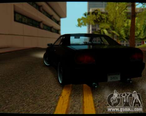 Elegy Stock HD by Balalaika for GTA San Andreas left view