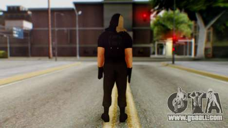 Seth Rollins for GTA San Andreas third screenshot