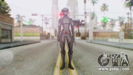 Marvel Heroes X-23 (All new Wolverine) v2 for GTA San Andreas second screenshot