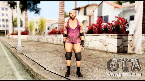 WWE Ryback for GTA San Andreas second screenshot