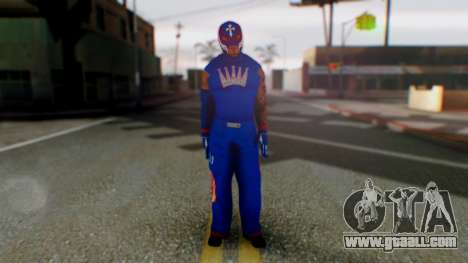 Rey Misterio for GTA San Andreas second screenshot