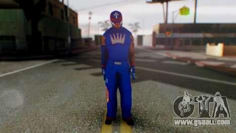 Rey Misterio for GTA San Andreas second screenshot